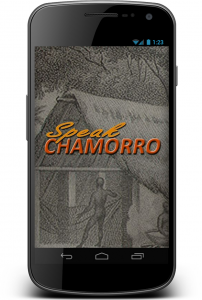 Speak Chamorro app